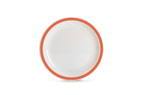 New Duo Orange - 17cm Plate