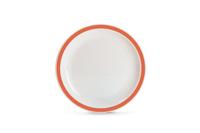 New Duo Orange - 17cm Plate
