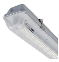 IP65 PREWIRED CORROSION PROOF FOR LED TUBES 1X1500