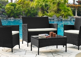 Zarra Garden Lounge Furniture Set