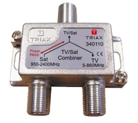 Triax TV / SAT Combiner
