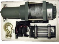 Winch 12V Suitable for ATV 8 Meter cable