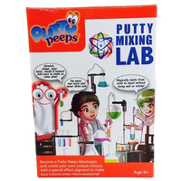 Putty Peeps Mixing Lab in packaging