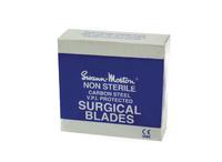 Carbon Steel Non-Sterile Blades - Blue