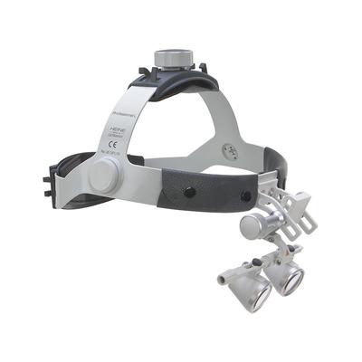 HEINE HR 2.5x Binocular Loupe Set with Professional L Headband
