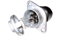 7 Pin Commercial Socket (N Type)