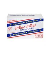 Chips (A Grade) 3/8-Prime Frites-(4x2.5kg)
