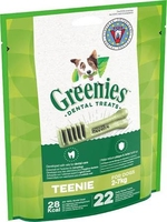 Greenies Original Dental Treats - Teenie 170g x 1