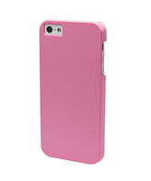 iPhone 5/5S Titanium Pink clip on