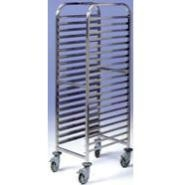 Trolley 2/1 Gastronorm S/S 20 Level 655 x 730 x 1700mm High