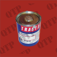 Paint 1 Ltr International Red - Tractol