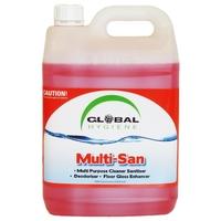 Global MultiSan Cleaner Sanitiser