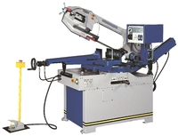 Speeder 270mm Swivel Bandsaw L/R,Semi-Auto, Hydraulic Vice