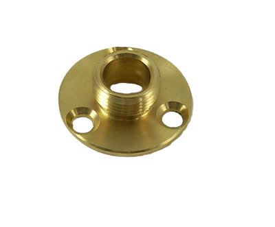 Lampholder 3048 Brass Lamp Holder 3 Hole Base