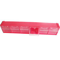 Display Drawers 6 Bin