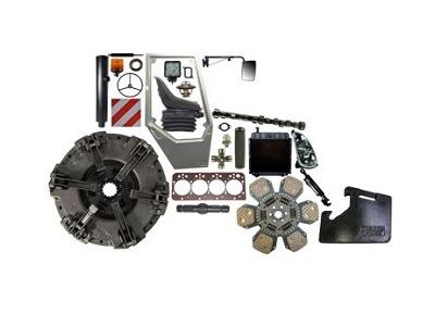 Spare Tractor Parts