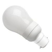 Solus 15W BC Classic Shape CFL 1PK