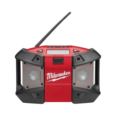 Milwaukee M12 Sub Compact Radio c/w MP3 Player Connection