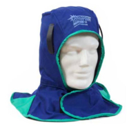 Fusion FR Drill Cotton Welders Hood