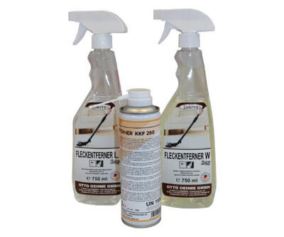 stain remover, spot remover, chewing gum remover