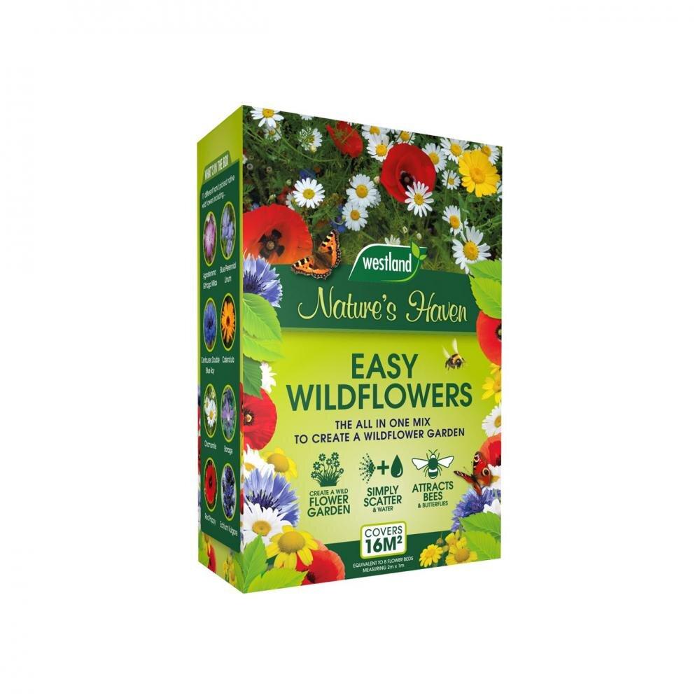 WESTLAND 4KG EASY WILDFLOWER SEEDS