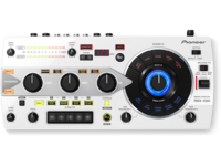 Pioneer RMX-1000-W (White) | 3-in-1 remix station for editing, performing and controlling for VST/AU/RTAS plug-ins (white)