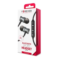 BSH-200 Wireless In Ear Headset in Silver