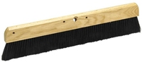 "BULLFLOAT BRUSH WOODEN  HEAD 48"" WBR48C"