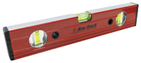 "Amtech 12"" Ribbed Spirit Level"