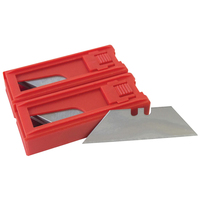 Amtech 20pc Utility Knife Blades (S0360)
