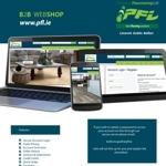 PFL Webshop