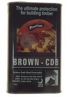 PROTIM WOOD PRESERVER BROWN 1 LTR