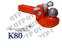 K80 Acoplamiento para barra oscilante