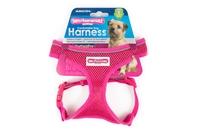 Ancol Comfort Mesh Dog Harness Small Pink x 1