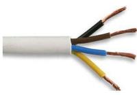 Flexible Heat Resistant 4 Core Cable