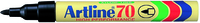 Artline 70 Pen Marker - Black
