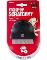 Mikki Compact Flea Comb x 1
