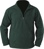 Aurora 1/2 Zip Polar Fleece Jumper 340gsm