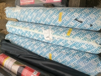 POLYTHENE DAMP PROOF MEMBRANE 4X25M 250/1000