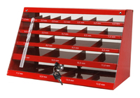 Ruko Drill Cabinet (Empty) for 1mm to 13mm bits