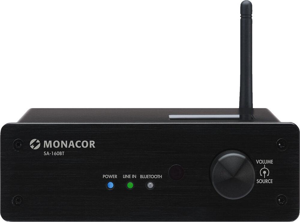 MONACOR SA-160BT Amplifier