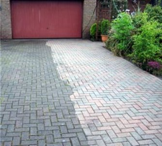 Best Way to Clean your Driveway or Patio