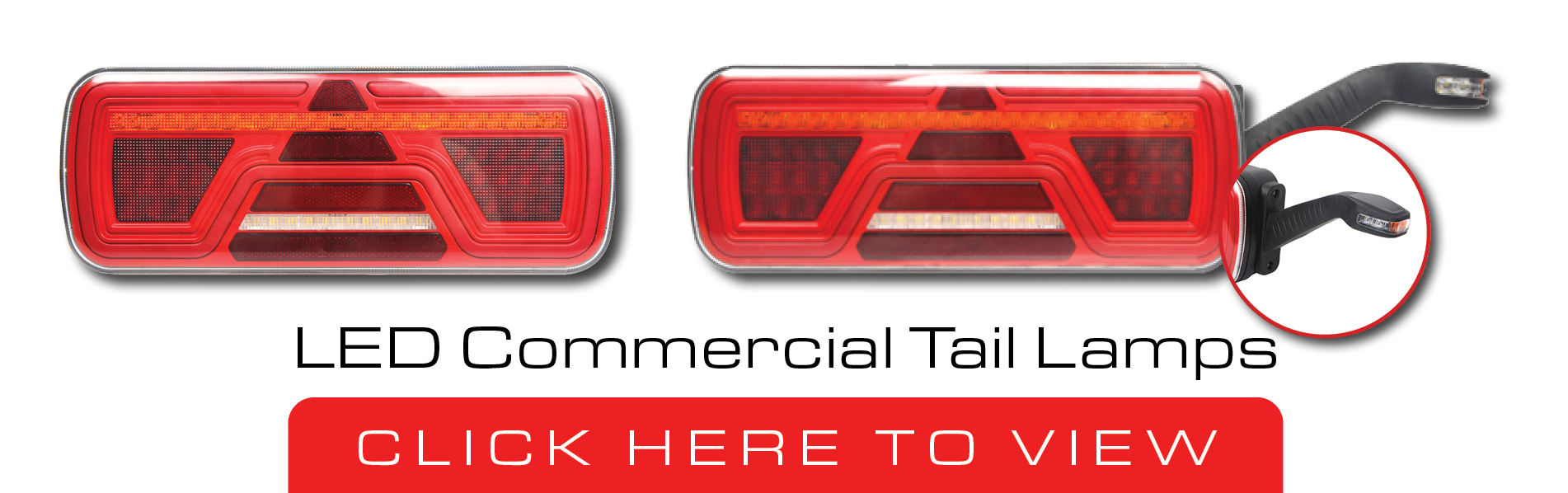 LED Commercial Tail Lamps