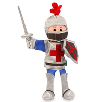 St George - Hand Puppet