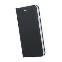 FOLIO1366 Samsung A40 Black Folio Case