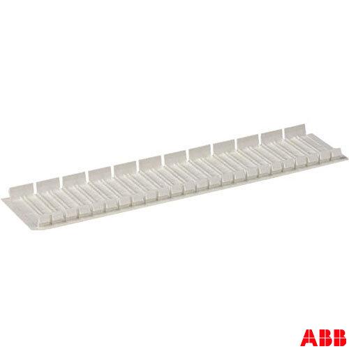 ABB ZA1P5 Blanking Strip Grey