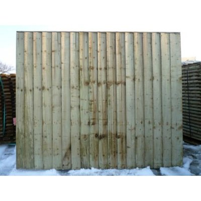 Chepstow Closeboard Fence Panels