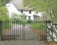 2.85m Montford Double Gates 900mm