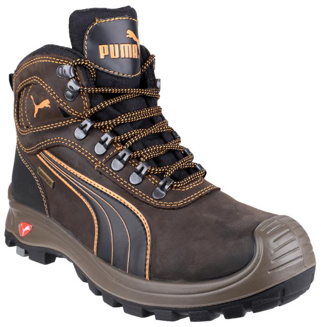 Puma Sierra Nevada Mid S3 Boot - Nugent Safety d801708e1b1