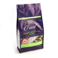 Fish4Dogs Finest Puppy Ocean White Fish Large Kibble 1.5kg